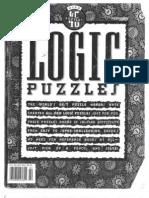 Logic Puzzles Dell Magazine