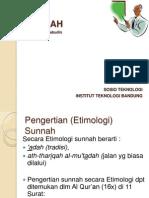 Kuliah Sunnah