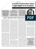 NBC Means Unity of Citizenship at Birth - 20090706 Issue Wash Times Natl Wkly - pg 11