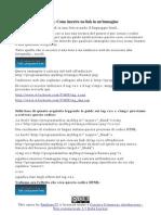 HTML: Come inserire un link in una foto o immagine