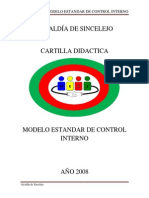 Cartilla Didactica Meci Alcaldia de Sincelejo 2