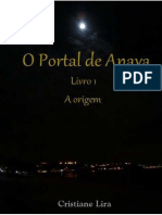 O PORTAL de ANAYA Livro 1