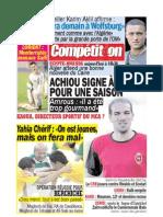 Edition du 05/07/2009