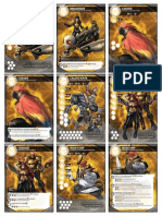 Corsairs Cards