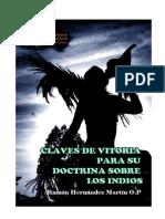 Claves de Vitoria para su doctrina sobre los indios