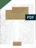Un Sermonario Castellano Medieval