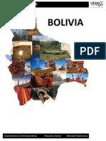 Arq.contemporanea Bolivia. B.maturana