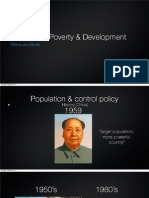 History of One Child Policy