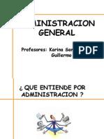 Admin GeneralES