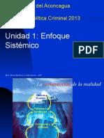 Modulo 1- Enfoque Sistémico 2013