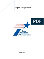 Pgsuper Design Guide
