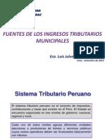 Fuentes Ingresos Tributarios Muni.