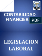 CLASE Nº 03 - LEGISLACION LABORAL