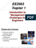 Chapter 1 Management Theories