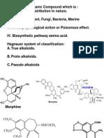 Alkaloids(5)