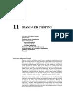chap11 standard costing
