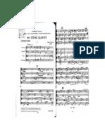 Bartok String Quartet No 4 Score