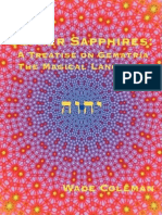 Sepher Sapphires - A Treatise on Gematria - The Magical Language Volume 1 - Wade Coleman
