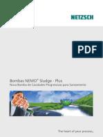 Catálogo da Bomba NEMO Sludge Plus