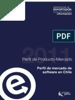 Perfil de Mercado de Software en Chile