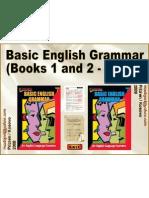 Basic English Grammar - Books 1 and 2