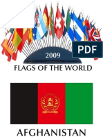 Flags of the World & New Born Kosovo (196 Flags)