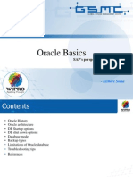 Oracle Basics