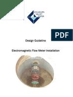 Design Guidelines Electromagnetic Flow Meters