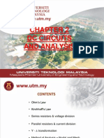 003 Chapter 2-1 Dc Circuit Analysis