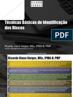 ricardovargastecnicasbasicasidentificacaoriscospptpt-090421172143-phpapp02
