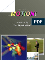 Motion Lecture