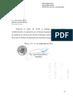 Ley-General-del-Servicio-Profesional-Docente aprobado por el Congreso de la Unión, como Ley Secundaria de la Reforma Educativa