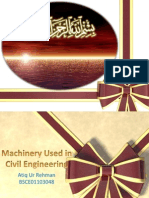 mchinry used in civil engineering