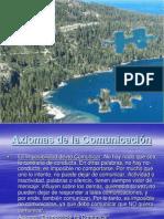 Axiomas de la Comunicación Clase II