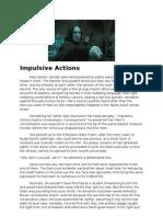 Impulsive Actions 5-7-09