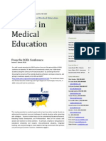 OME Faculty Newsletter Spring 08