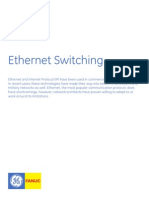 Ethernet Switching