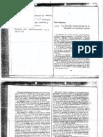 Sambarino, Mario 1975 La Funcion de La Filosofia
