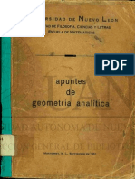 Geom Analitica