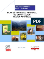 Plan Estartegico-Apurimac 2006