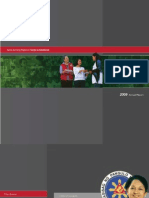 2009DSWD Annual Report