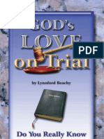 Gods Love on Trial Non Booklet by Lynnford Beachy