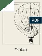 Mini Book Writing