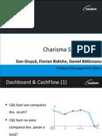 Noutati in Charisma Business Suite 2013