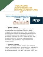 Perawatan Kegawatdaruratan Endodontik Pada Kasus Flare Up