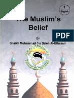 The Muslims Belief
