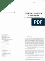 Zbirka Zadataka Iz Matematike 2-Adem Huskic