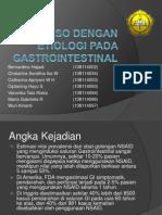 ESO Dengan Etiologi Pada Gastrointestinal