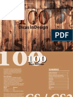 100 dicas indisign