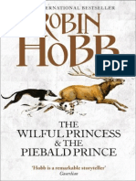 The Wilful Princess and the Piebald Prince - Extract